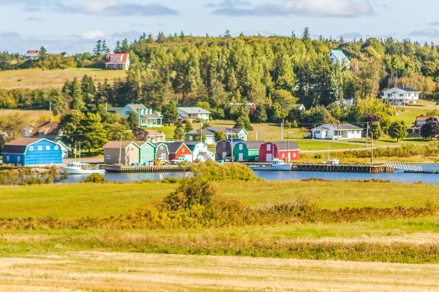 加拿大旅途,沿途即景_图1-36