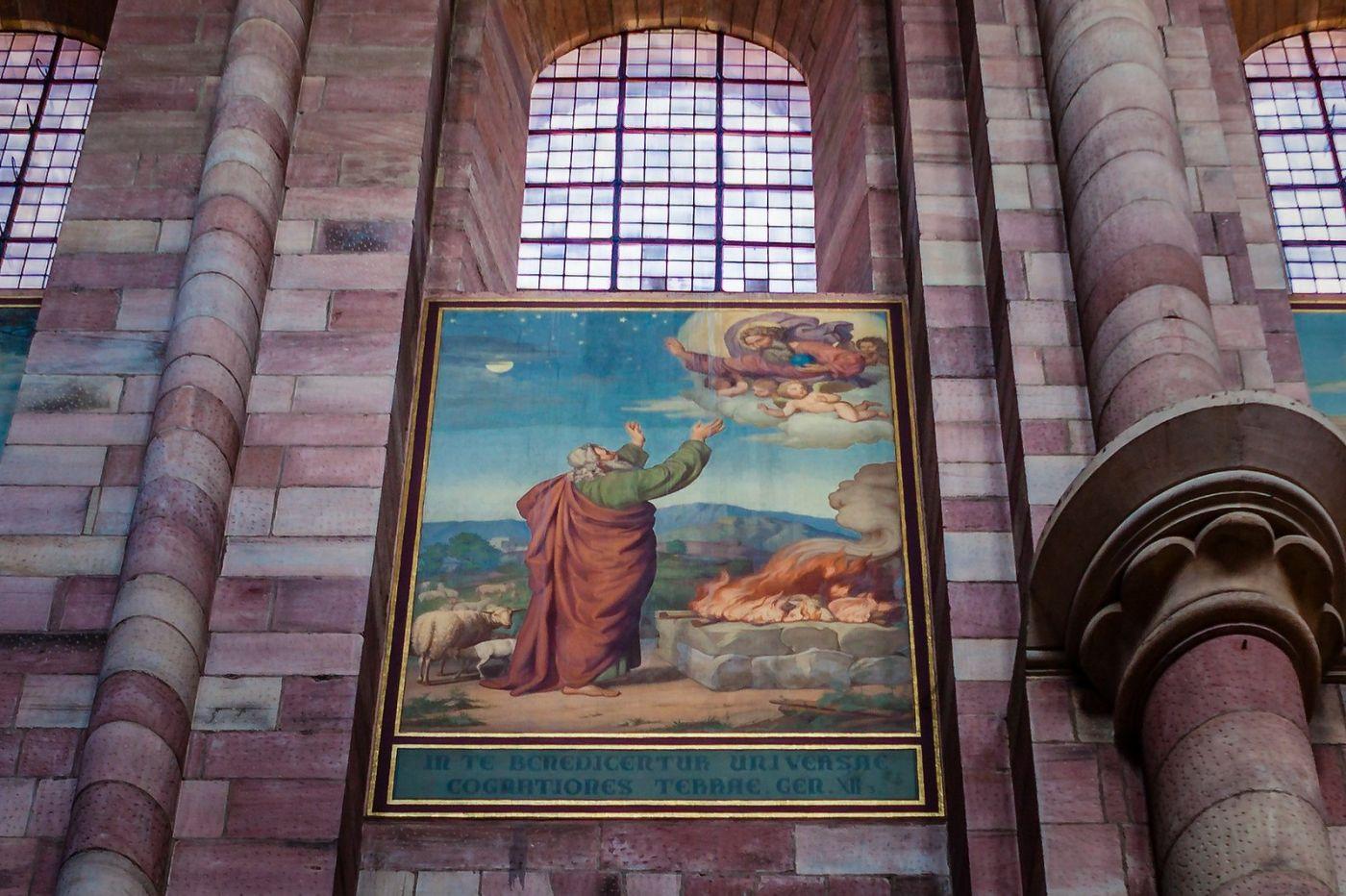 德国施派尔(Speyer)大教堂,标志建筑_图1-15