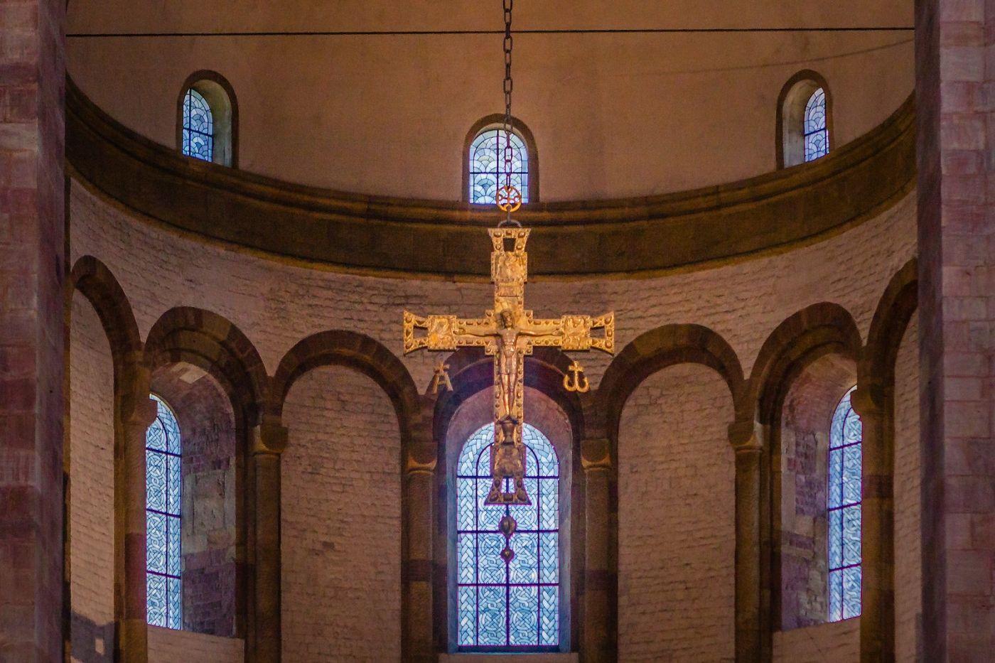德国施派尔(Speyer)大教堂,标志建筑_图1-18