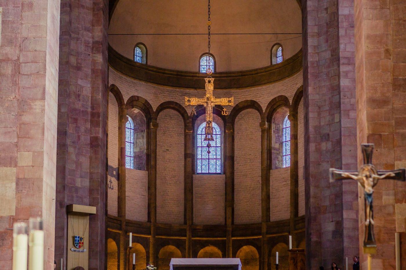 德国施派尔(Speyer)大教堂,标志建筑_图1-14