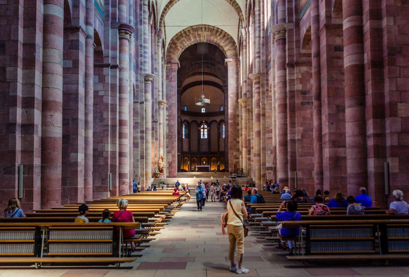 德国施派尔(Speyer)大教堂,标志建筑_图1-12