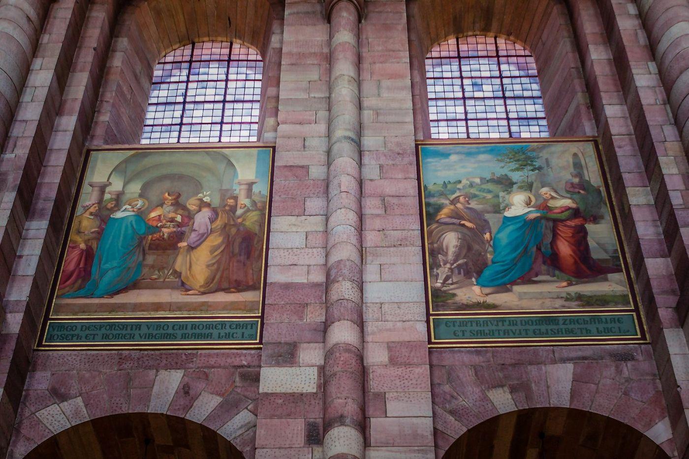 德国施派尔(Speyer)大教堂,标志建筑_图1-7