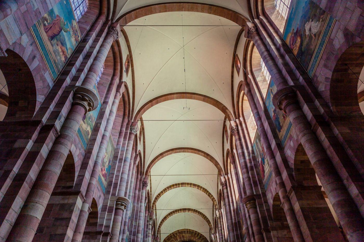 德国施派尔(Speyer)大教堂,标志建筑_图1-11