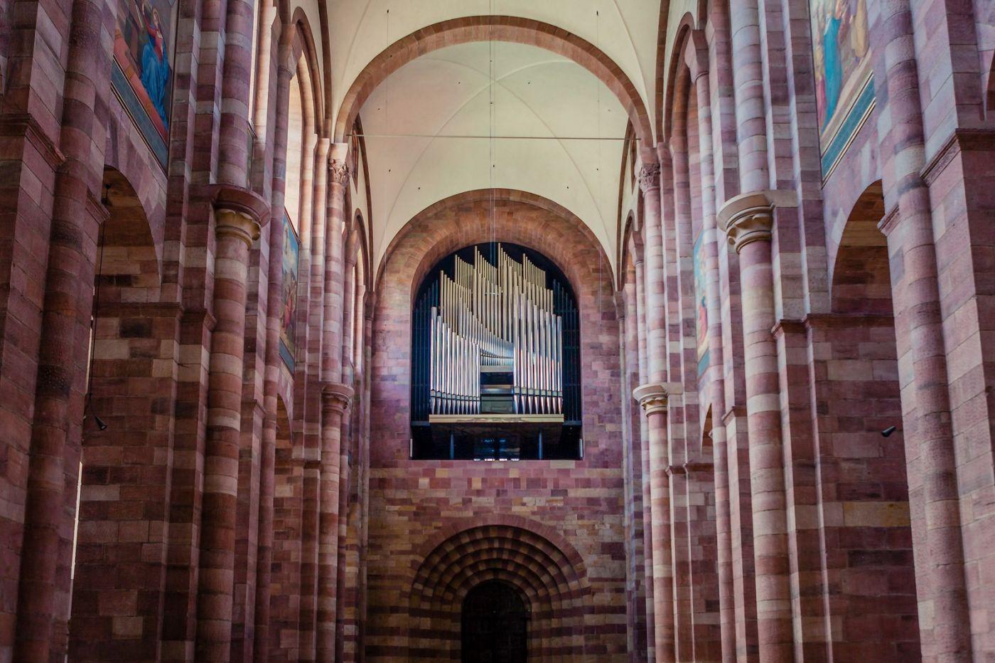 德国施派尔(Speyer)大教堂,标志建筑_图1-8