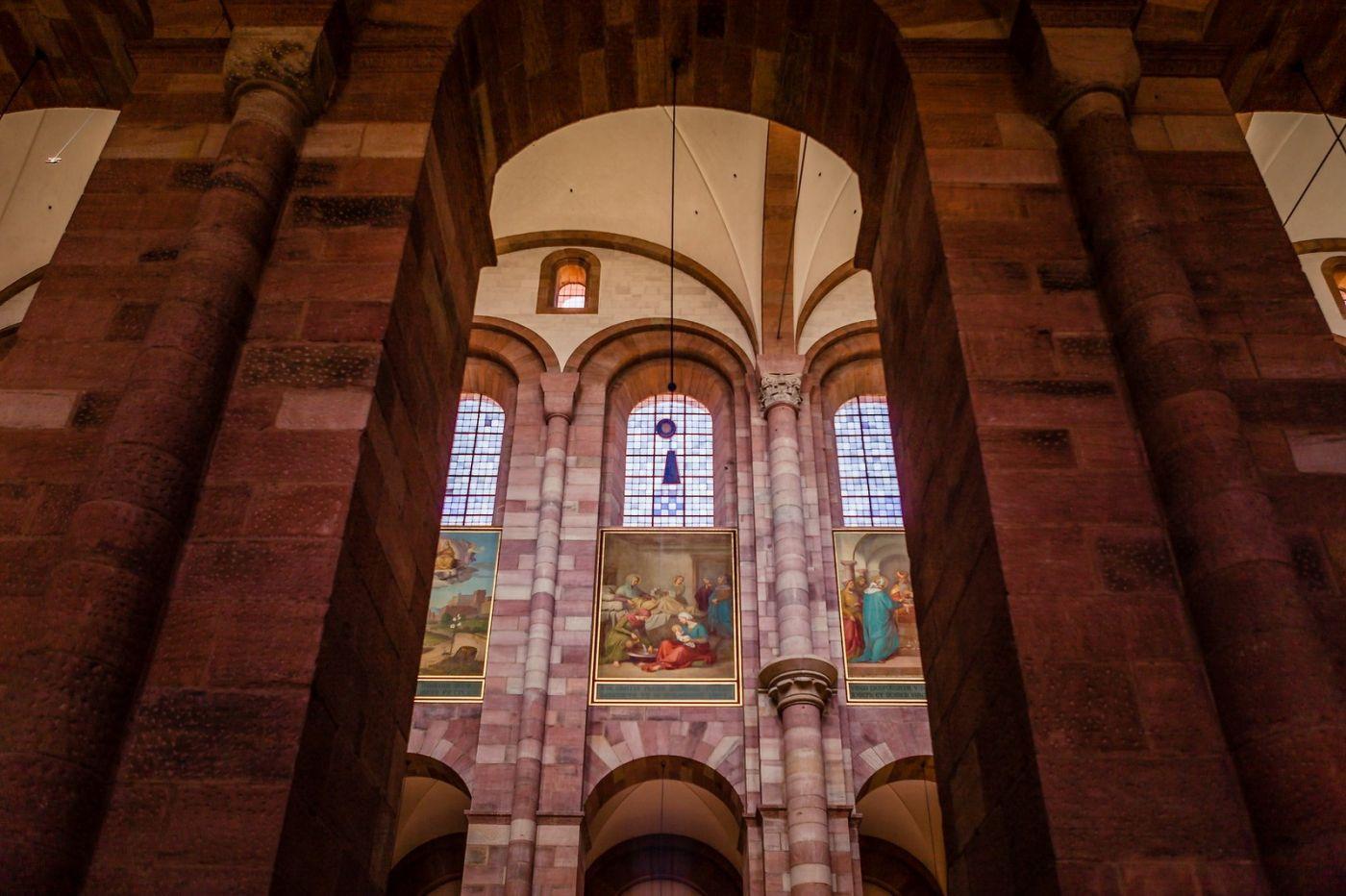 德国施派尔(Speyer)大教堂,标志建筑_图1-10