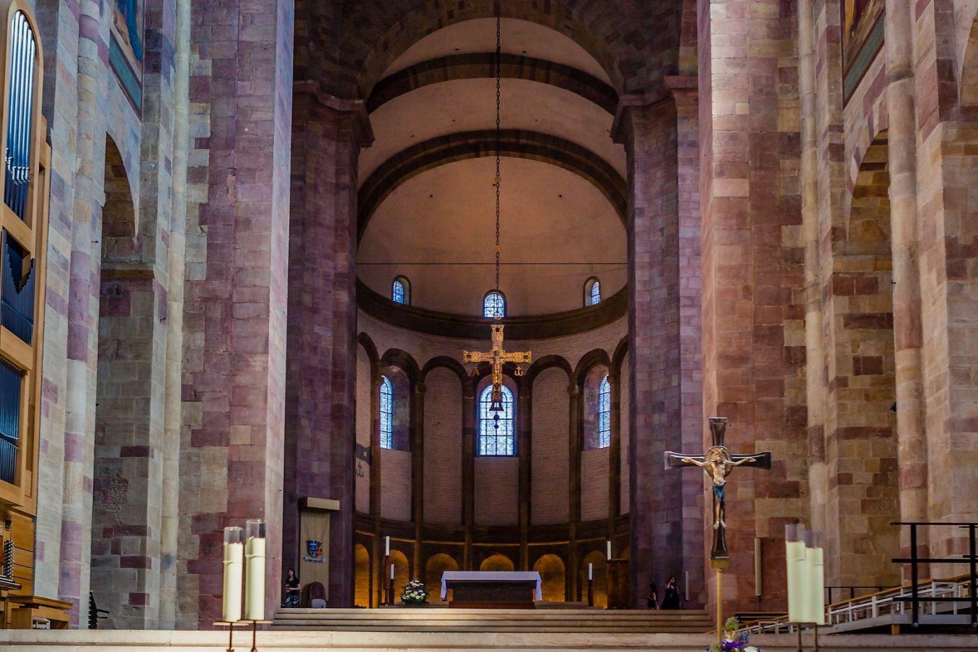 德国施派尔(Speyer)大教堂,标志建筑_图1-3