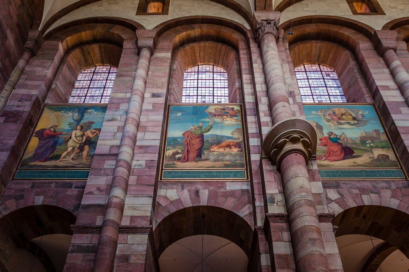 德国施派尔(Speyer)大教堂,标志建筑_图1-1