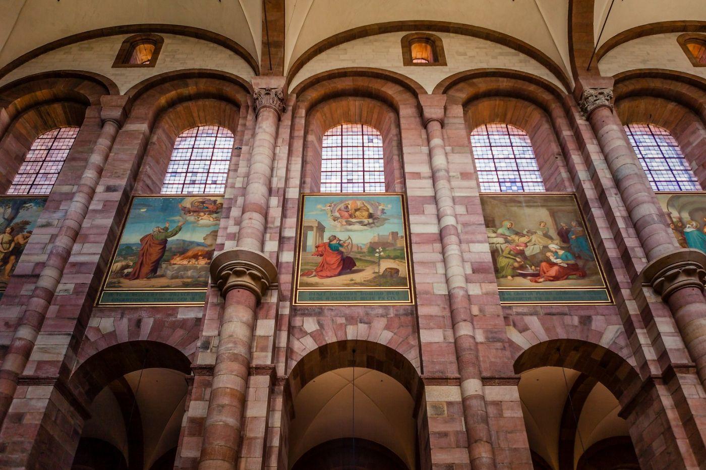 德国施派尔(Speyer)大教堂,标志建筑_图1-5
