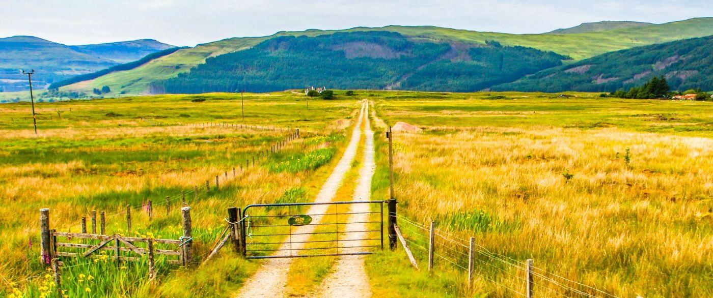 苏格兰美景,风景画看不完_图1-12