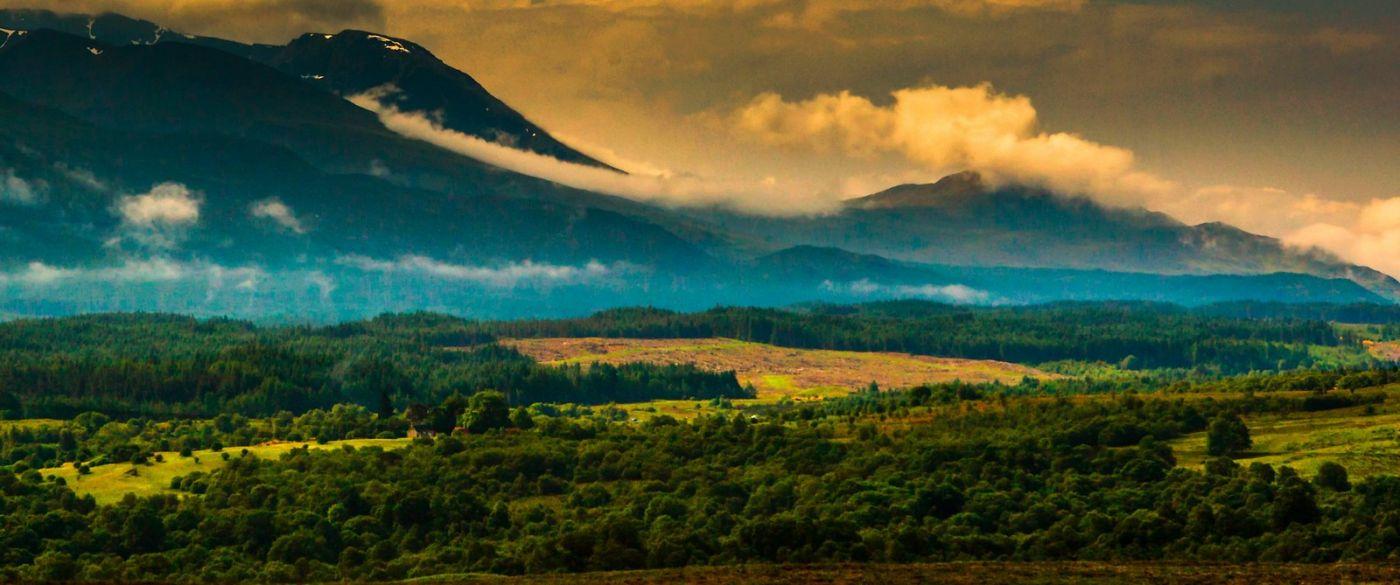苏格兰美景,风景画看不完_图1-9