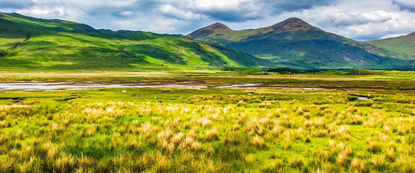 苏格兰美景,风景画看不完_图1-11