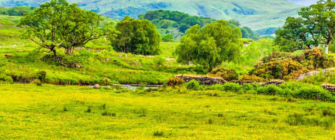 苏格兰美景,风景画看不完_图1-6
