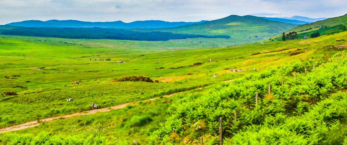 苏格兰美景,风景画看不完_图1-4