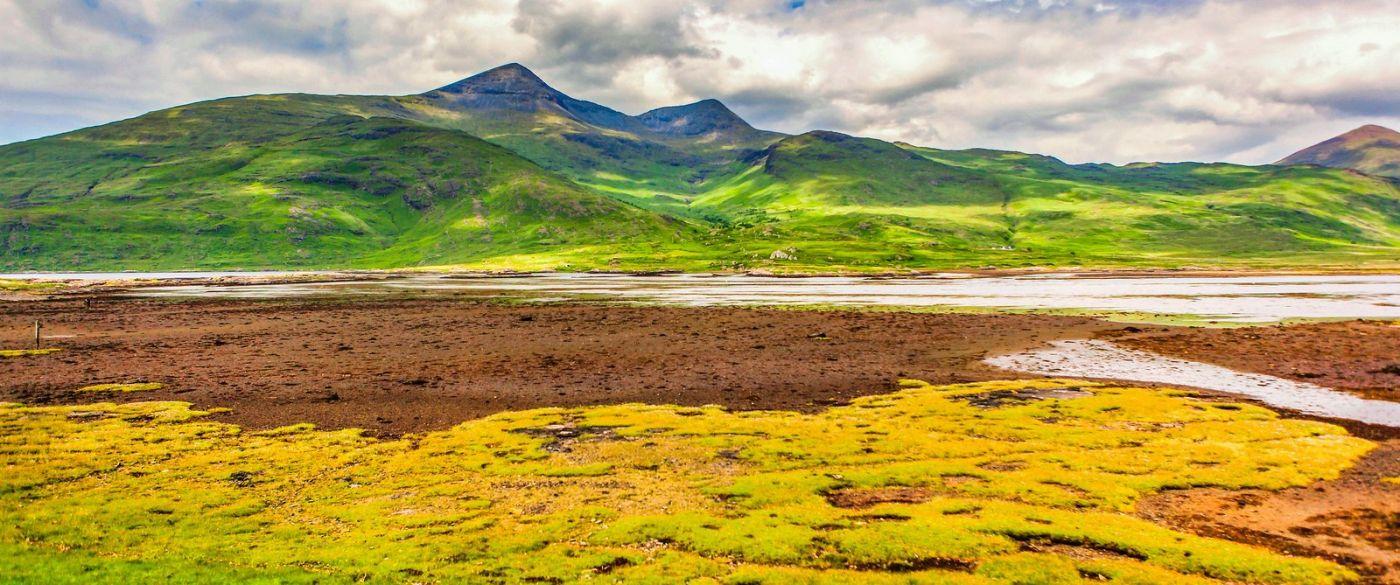 苏格兰美景,风景画看不完_图1-7
