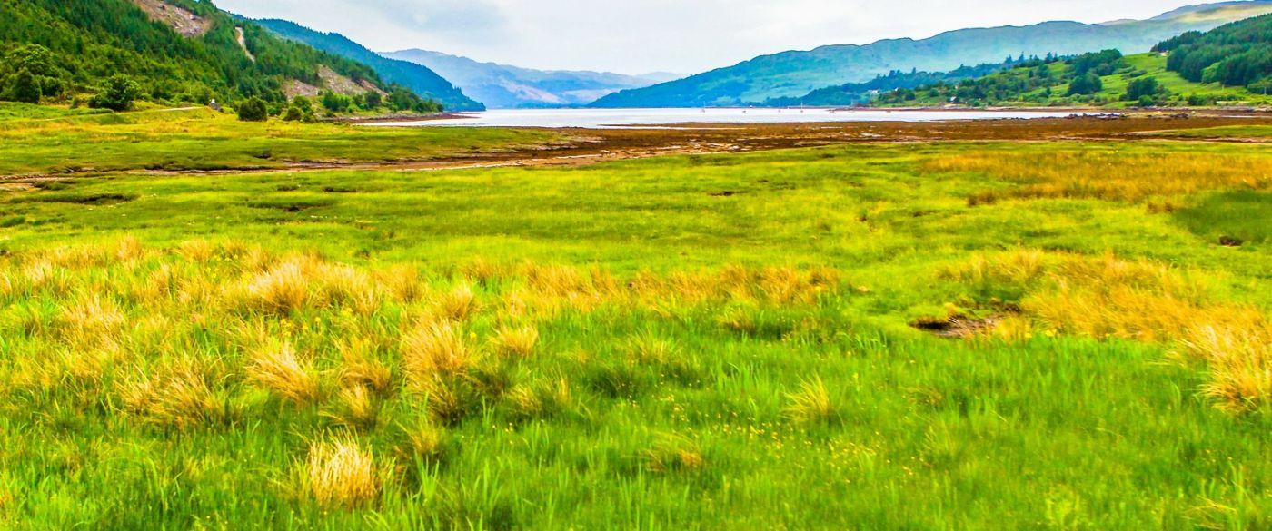 苏格兰美景,风景画看不完_图1-2