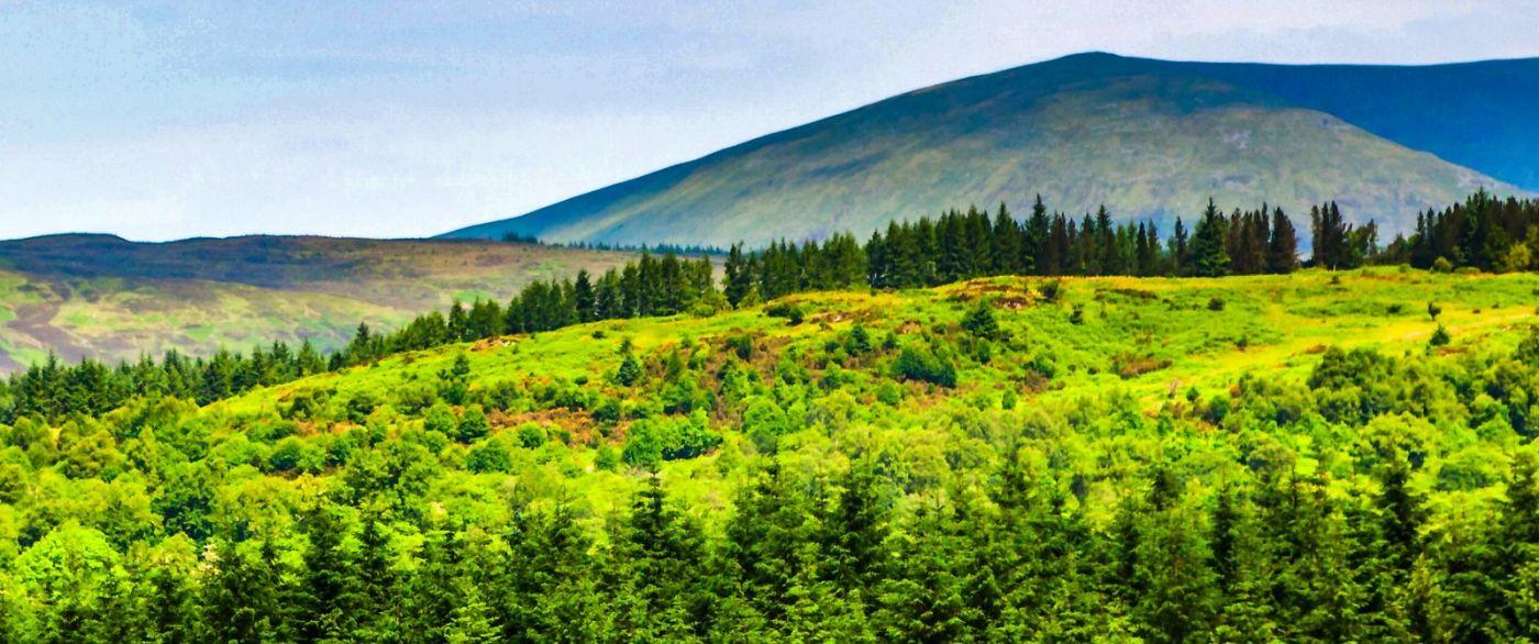 苏格兰美景,风景画看不完_图1-13
