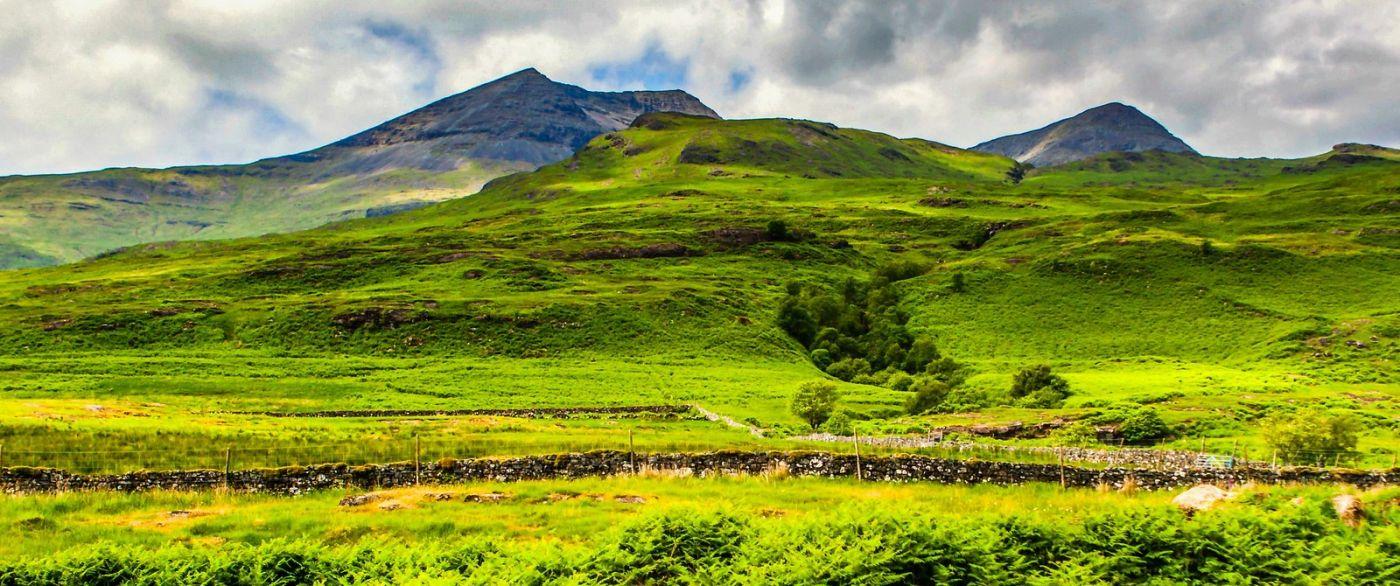 苏格兰美景,风景画看不完_图1-14
