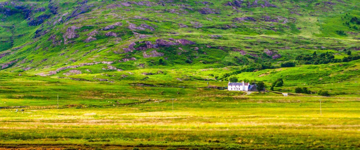 苏格兰美景,风景画看不完_图1-15