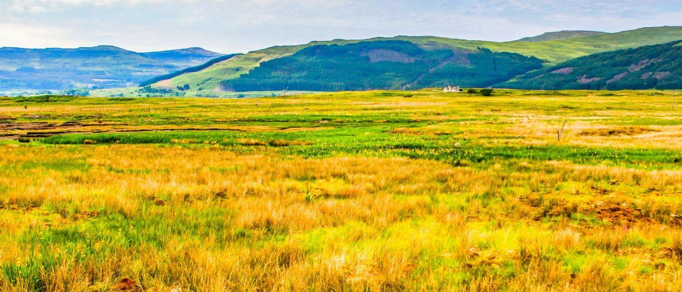 苏格兰美景,风景画看不完_图1-20