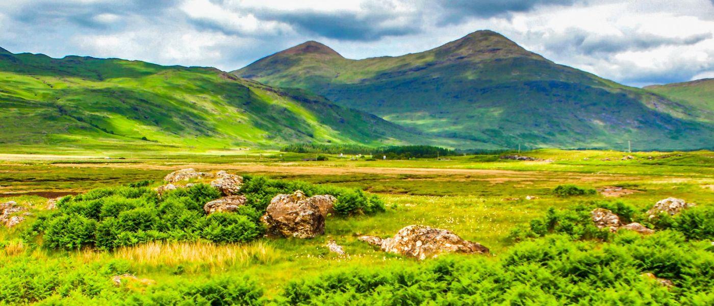 苏格兰美景,风景画看不完_图1-19