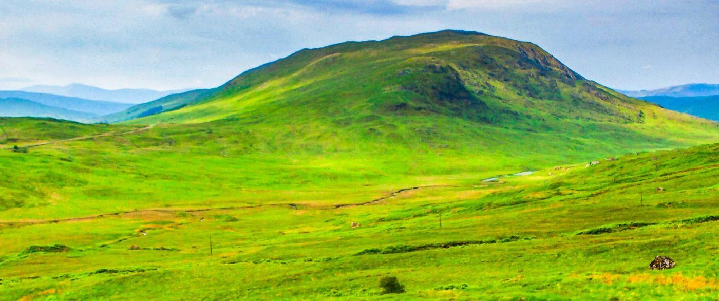 苏格兰美景,风景画看不完_图1-21