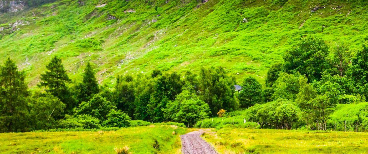 苏格兰美景,风景画看不完_图1-22