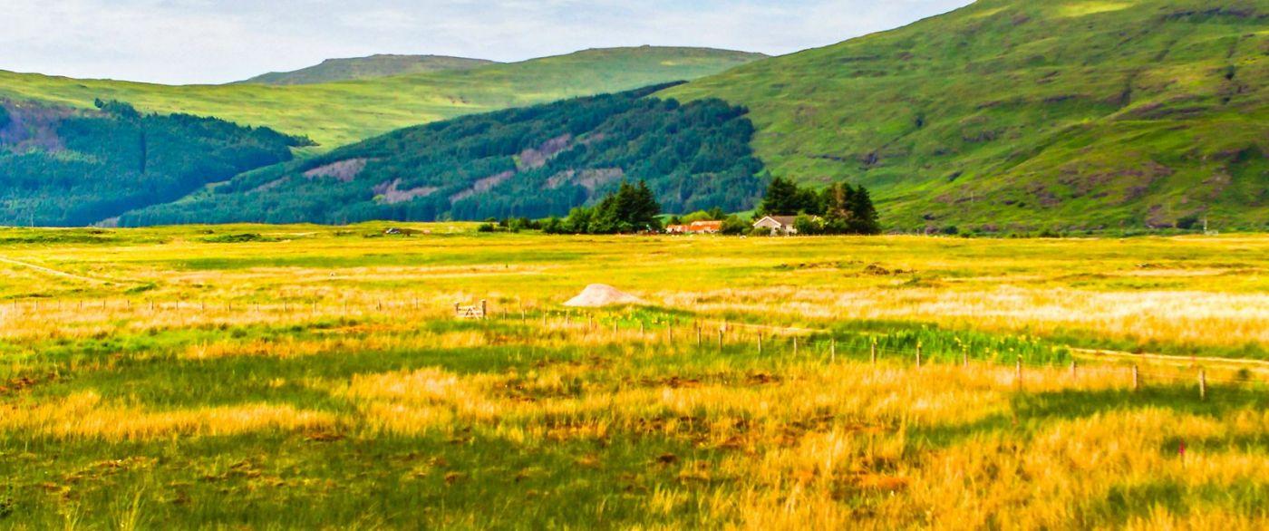 苏格兰美景,风景画看不完_图1-24