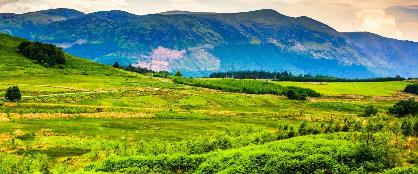 苏格兰美景,风景画看不完_图1-23