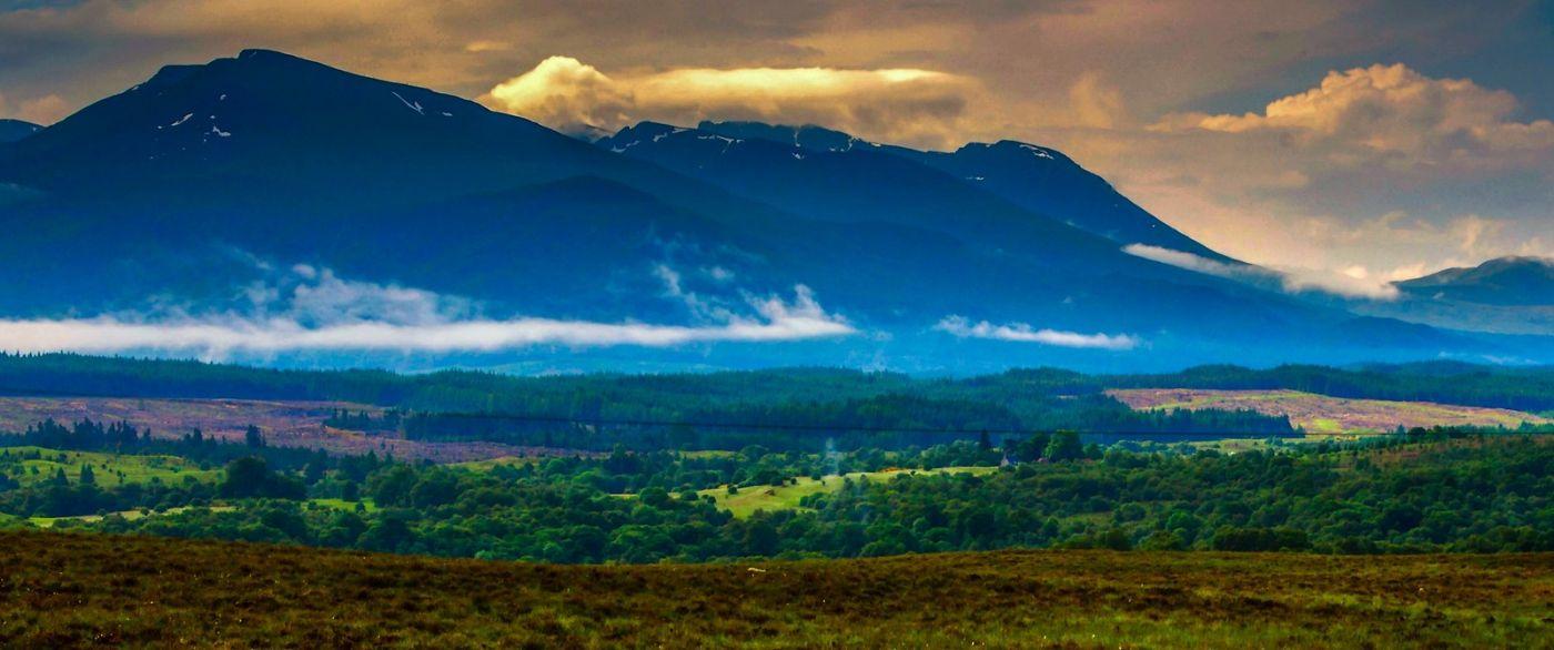 苏格兰美景,风景画看不完_图1-28