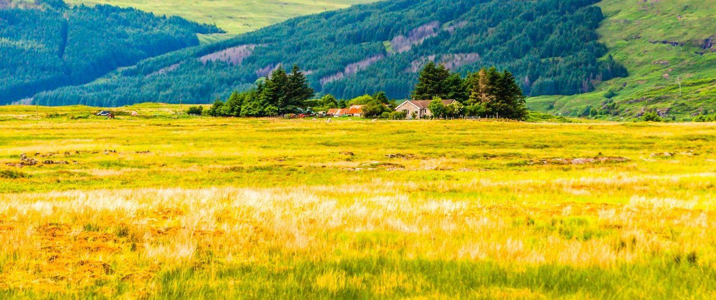苏格兰美景,风景画看不完_图1-27
