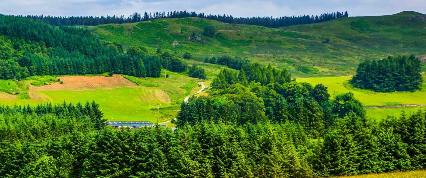 苏格兰美景,风景画看不完_图1-26