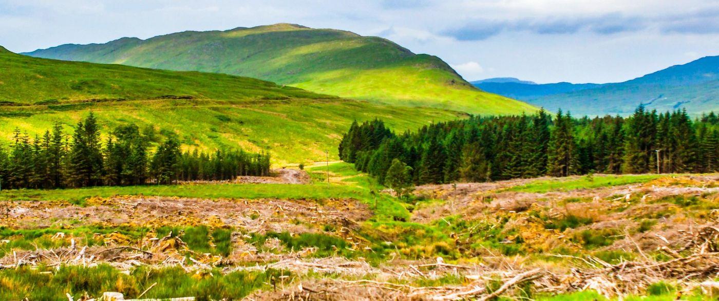 苏格兰美景,风景画看不完_图1-25