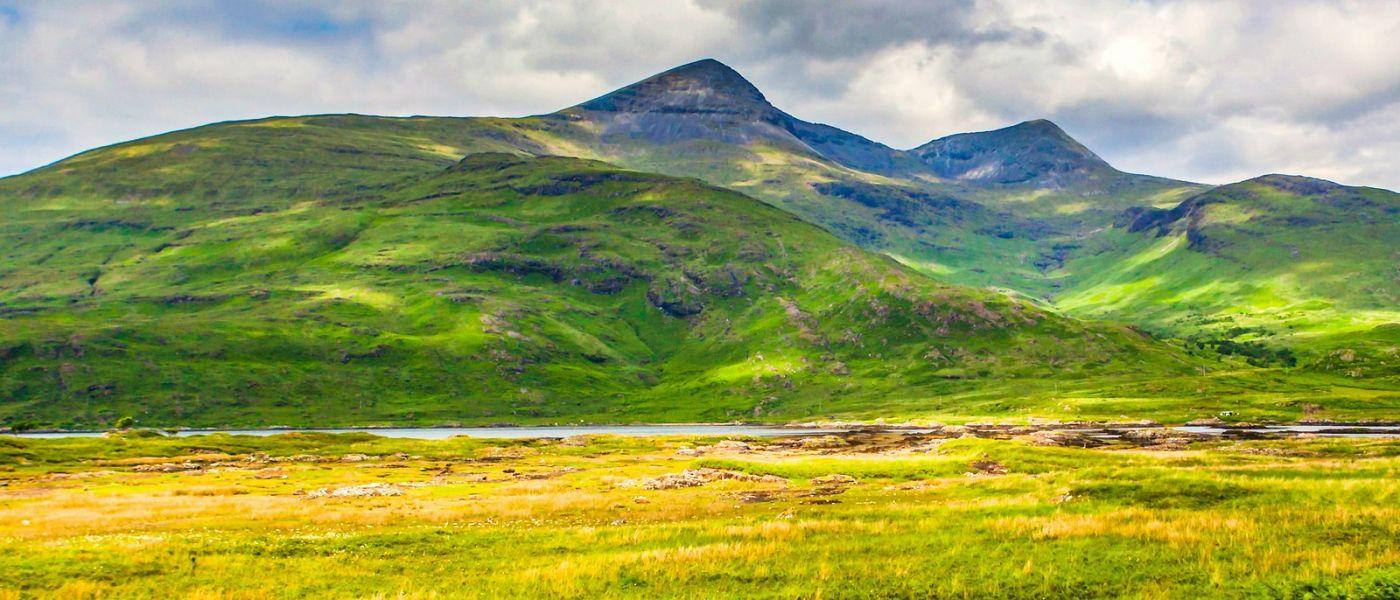 苏格兰美景,风景画看不完_图1-30