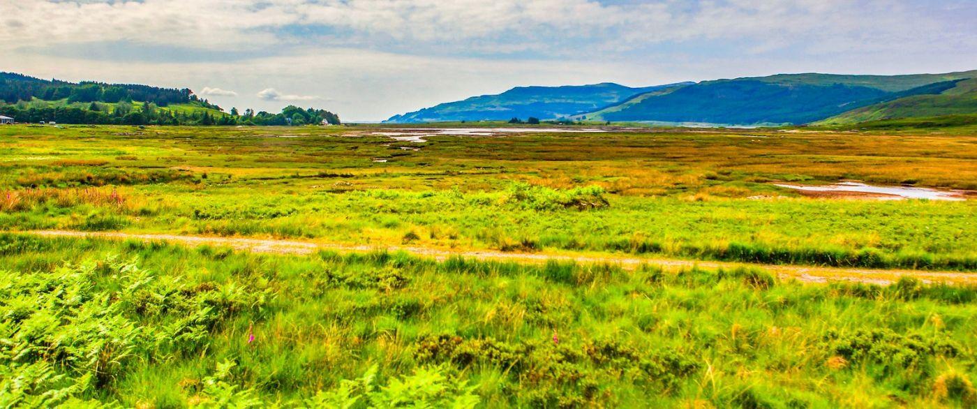 苏格兰美景,风景画看不完_图1-31
