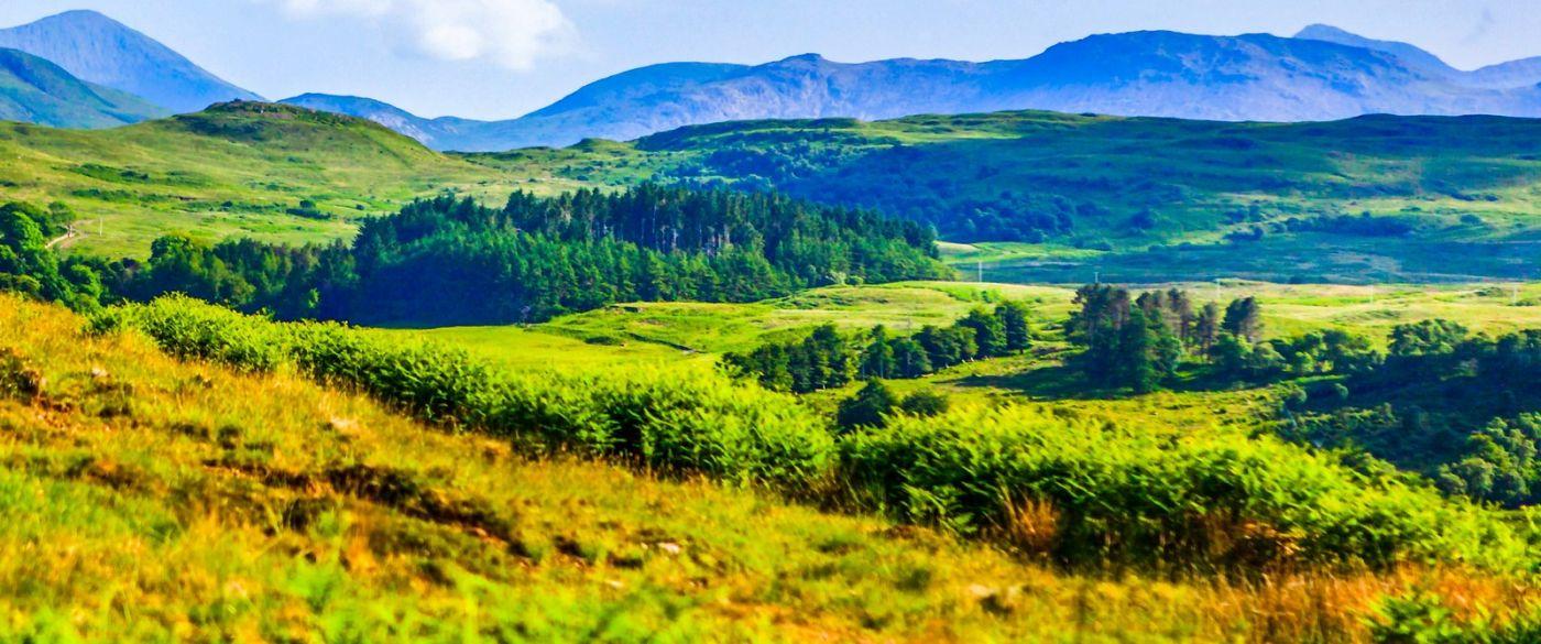 苏格兰美景,风景画看不完_图1-32