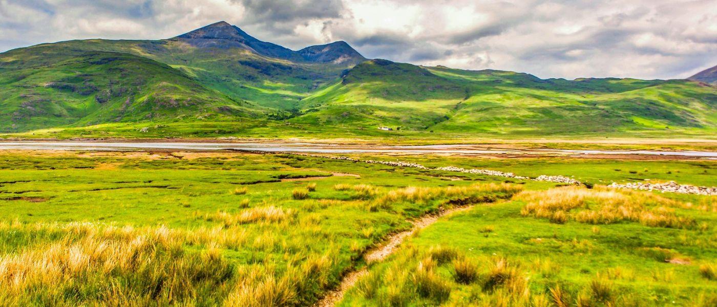 苏格兰美景,风景画看不完_图1-34