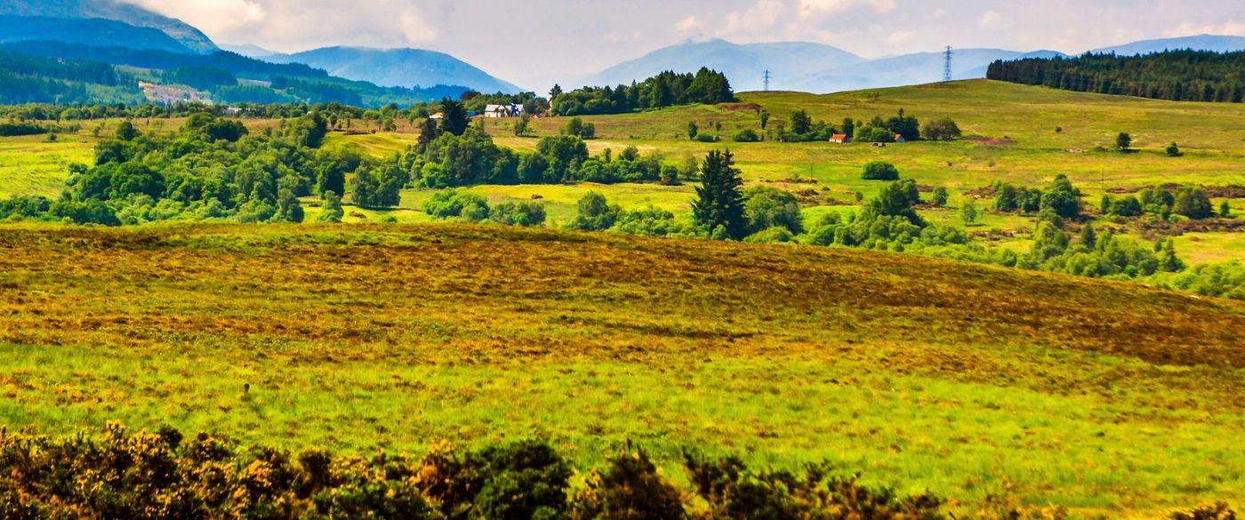 苏格兰美景,风景画看不完_图1-33