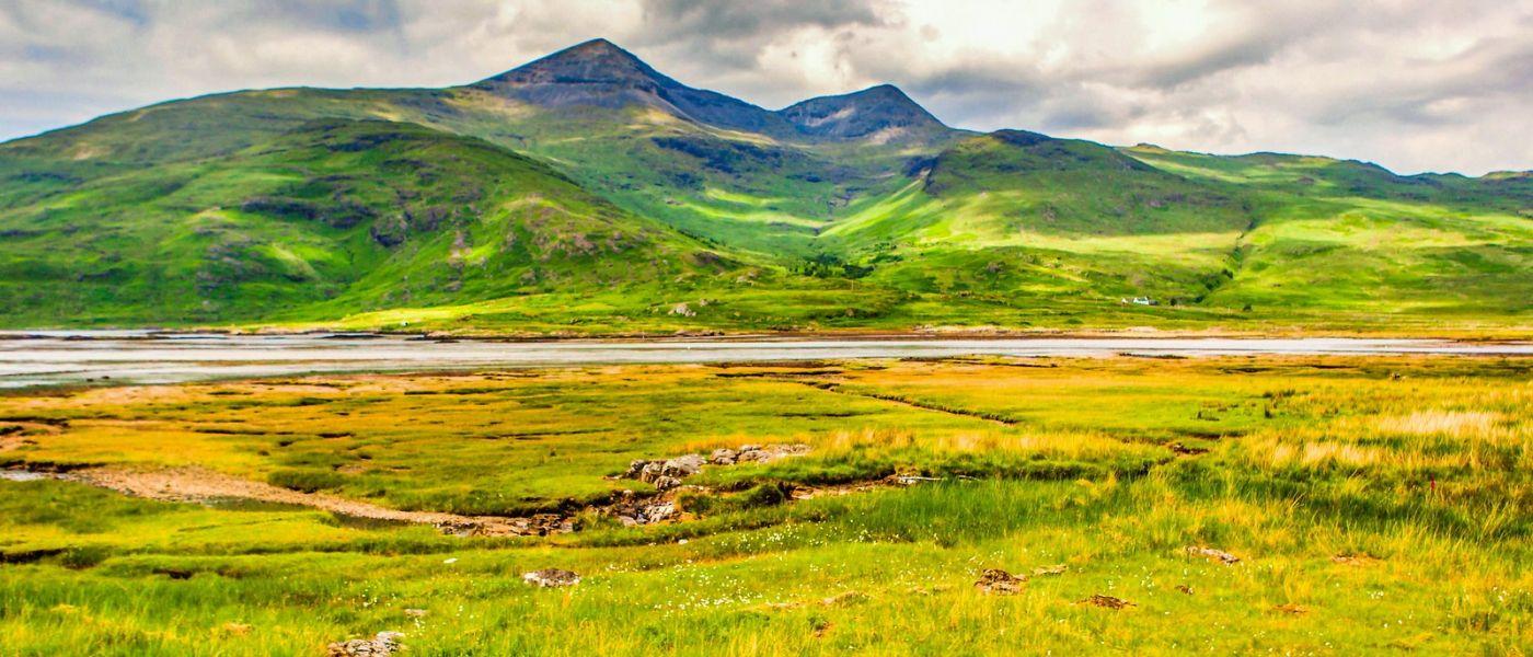 苏格兰美景,风景画看不完_图1-35