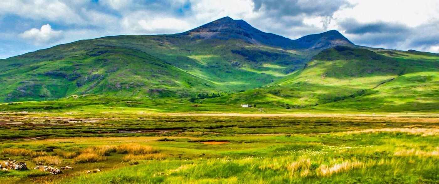 苏格兰美景,风景画看不完_图1-36