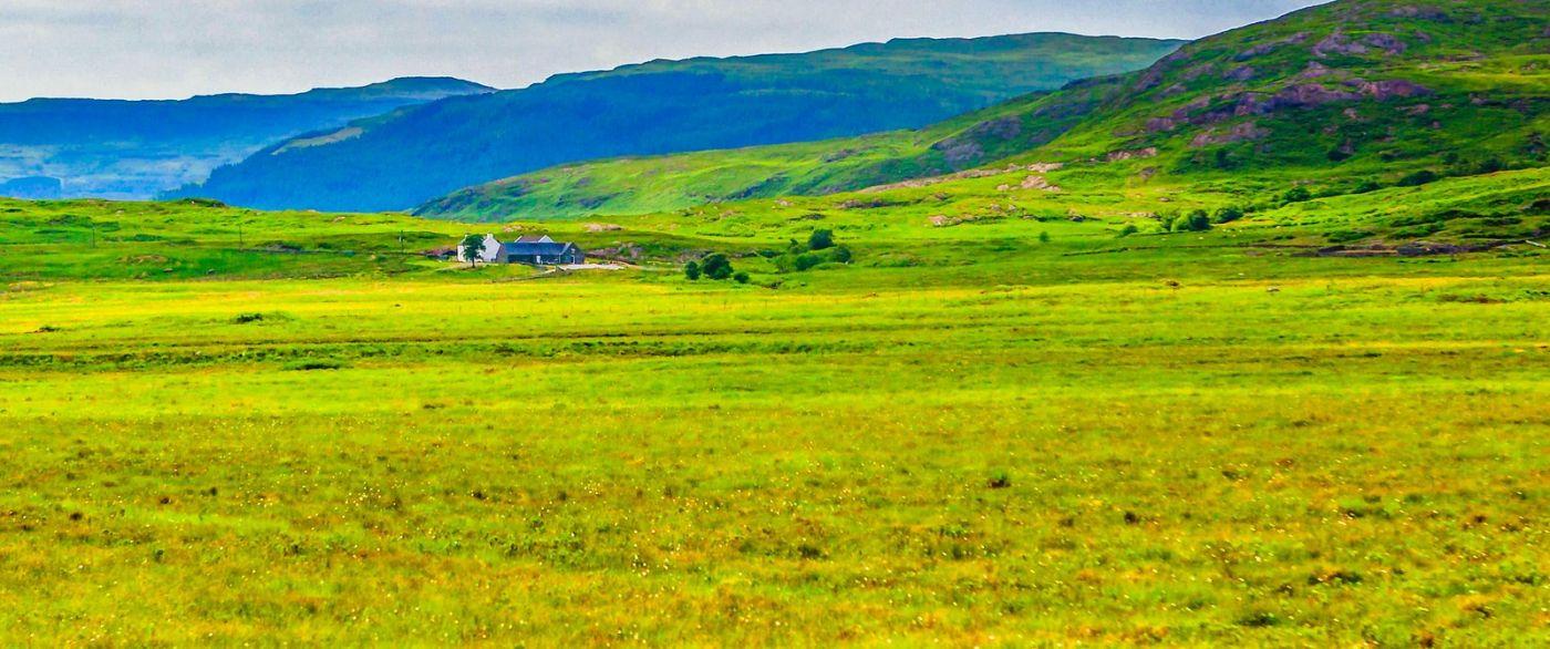 苏格兰美景,风景画看不完_图1-37
