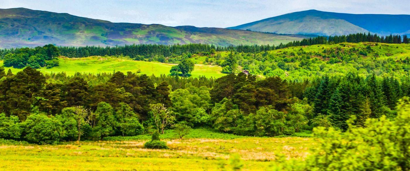 苏格兰美景,风景画看不完_图1-38