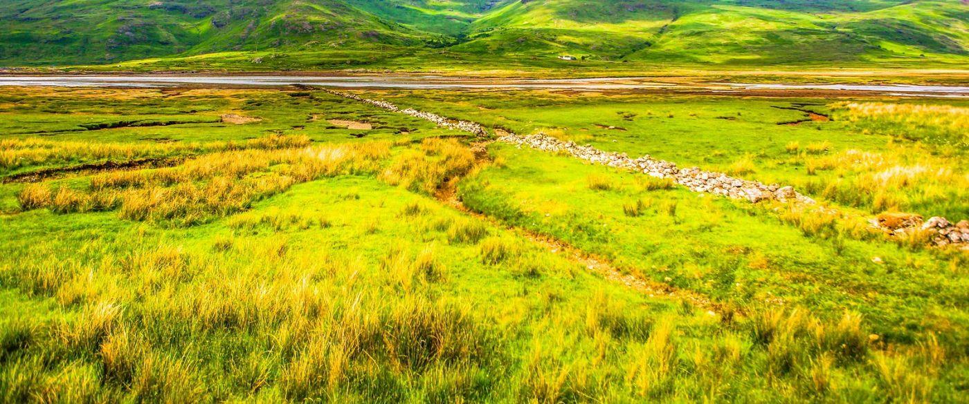 苏格兰美景,风景画看不完_图1-40