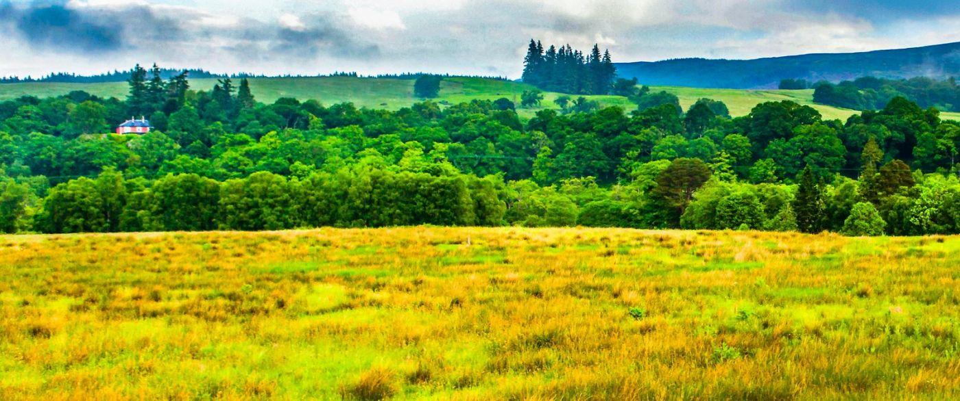 苏格兰美景,风景画看不完_图1-39