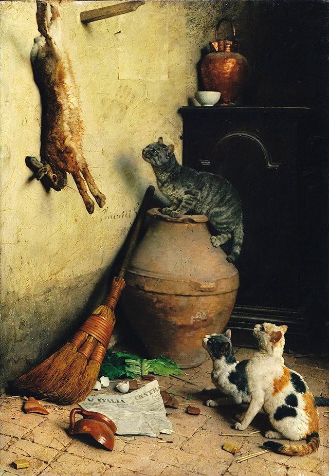 百多年前旧画作_图1-10