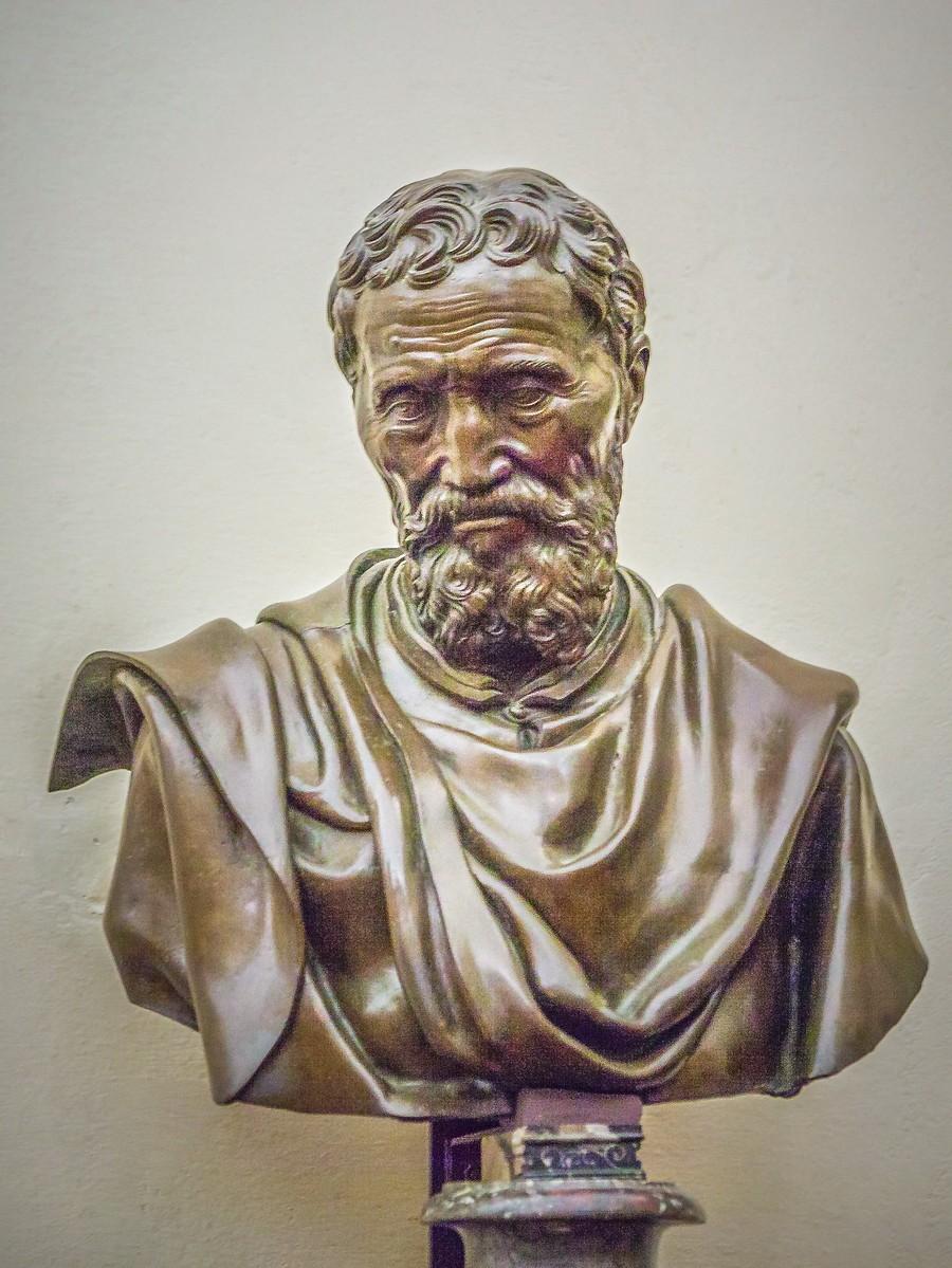 佛罗伦萨学院美术馆(Accademia Gallery),原汁原味的大卫_图1-30