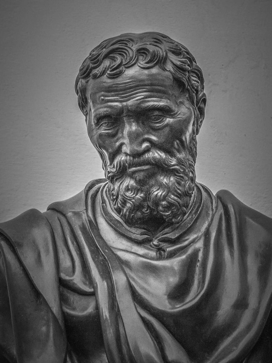 佛罗伦萨学院美术馆(Accademia Gallery),原汁原味的大卫_图1-31