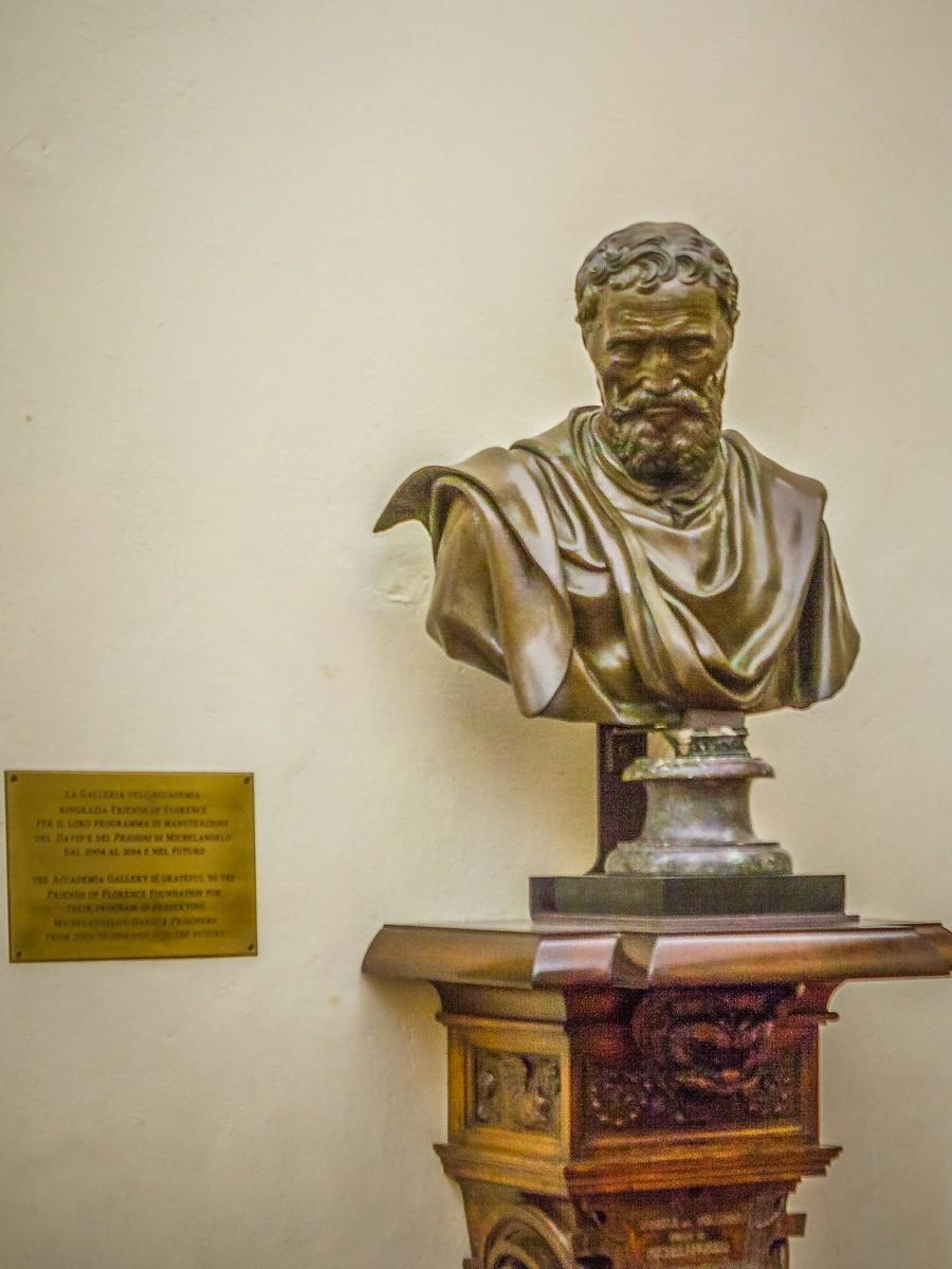 佛罗伦萨学院美术馆(Accademia Gallery),原汁原味的大卫_图1-29