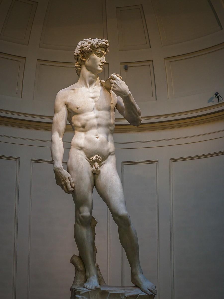 佛罗伦萨学院美术馆(Accademia Gallery),原汁原味的大卫_图1-16