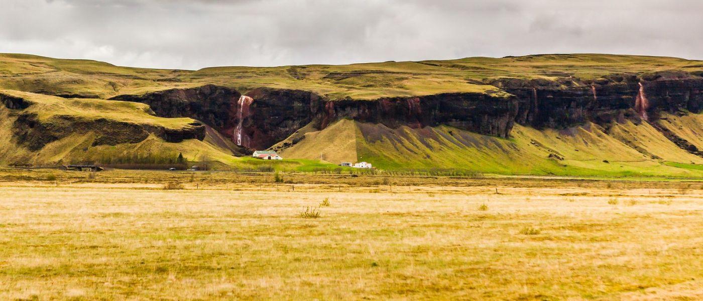 冰岛风采,山间的大小瀑布_图1-17