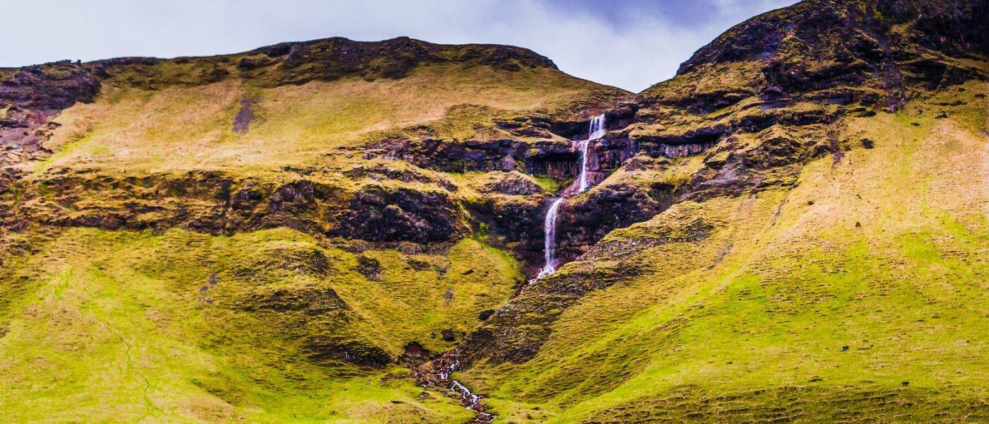冰岛风采,山间的大小瀑布_图1-19